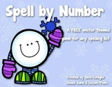 Winter Spell by Number