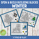 Winter Spin and Build Building Blocks