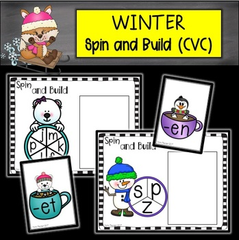 Winter Spin and Build Onset and Rime (CVC)
