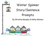 Winter Spinner Story Prompts