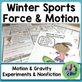 Force and Motion In Winter Sports