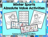 Absolute Value Activities