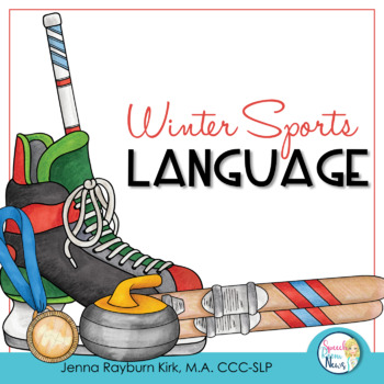 Winter Sports: Activities for Speech and Language Therapy