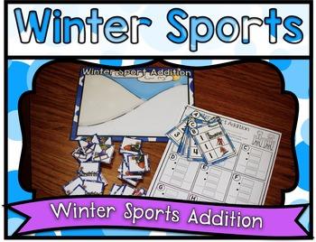 Winter Sports Center ~ Addition