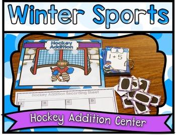 Winter Sports Center ~ Hockey Addition