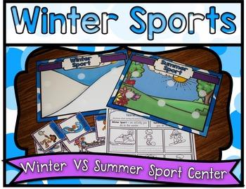 Winter Sports Center ~ Winter VS Summer Sports