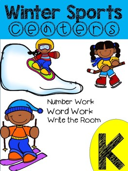 Winter Sports Centers