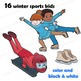 Winter Sports Clip Art Kids