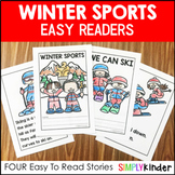Winter Sports Day Readers