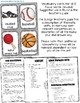Winter Sports Equipment - Literacy and Vocabulary Unit