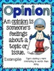 Winter Sports Fact or Opinion [Literacy Center]