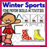 Winter Sports Fine Motor Activities