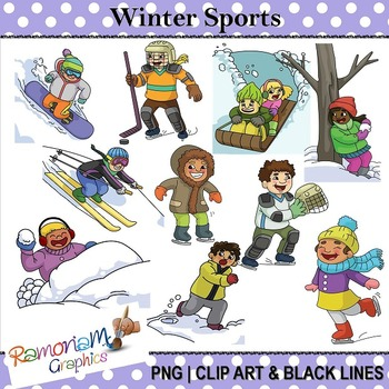Winter Clip art