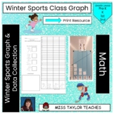 Winter Sports Graph and Data Collection: What is Your Favo