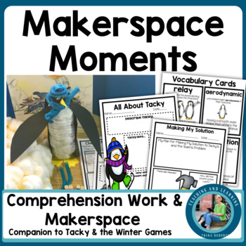 Winter Games: MakerSpace Moments in Literature