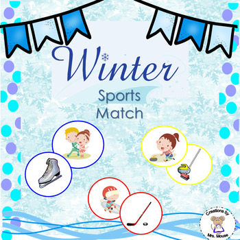 Sorting- Winter Sports Match