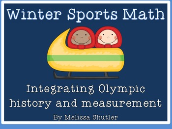 Winter Sports Math- Integrating the History of the Games w