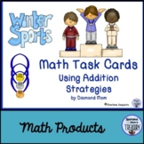 Winter Sports Math Task Cards