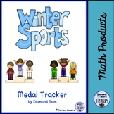 Winter Sports Medal Tracker