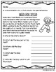 Winter Sports Mini Stories and WH Comprehension Questions