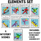 Winter Sports Mystery Grids (Elements in Music)