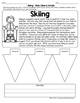Winter Sports for Comprehension & Vocabulary!
