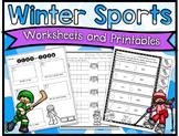 Winter Sports Printables