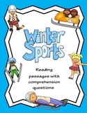 Winter Sports Reading Passages