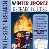 Winter Sports Research Guides