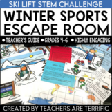 Escape Room with Winter Sports