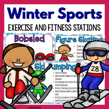 Winter Sports Stations - Exercise and Fitness