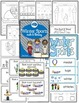 Winter Sports Thematic Study for  Pre-k to KG (word wall,