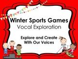 Winter Sports: Vocal Exploration Kit