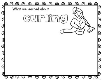 Olympic Winter Sports Warm-Ups: What is Curling?