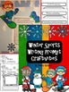 Winter Olympics 2018* {Winter Sports Writing Prompt and Winter Olympics Crafts}