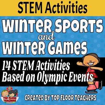 Winter Sports and Winter Games STEM Activities