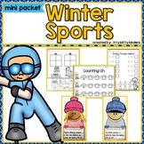 Winter Sports: hockey, skiing, luge, figure skating...