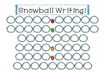 Winter Spot and Jot - Sight Word FREEBIE