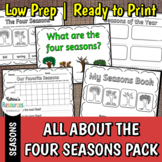 Learning the Seasons Super Pack!