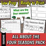Winter, Spring, Summer & Fall: Seasons Super Pack!