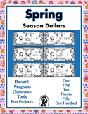 Winter, Spring, Summer and Fall Dollars ~ Money Pack ~ All