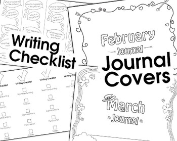 Writing Prompts February March