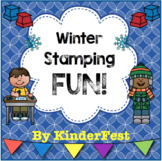 Winter Stamping FUN! FREEBIE!