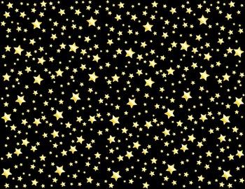 Winter Starry Skies Digital Papers - 8.5x11