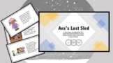 Winter Story: Ava's Lost Sled