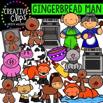 Winter Clipart Story Bundle {Creative Clips Clipart}