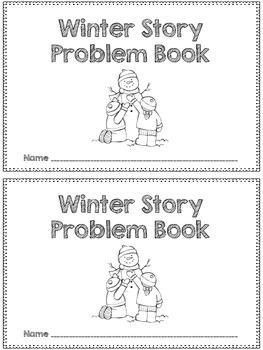 Winter Story Problem Book