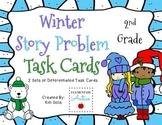 Winter Story Problem Task Cards