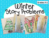 Winter Story Problems: Add & Subtract