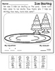 Winter Math Activities Addition and Subtraction Story Problems